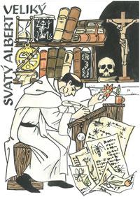 Česlava Talafantová - sv. Albert